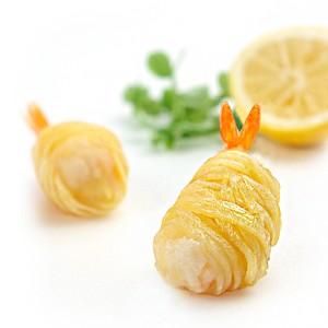 감자 말이 새우300g